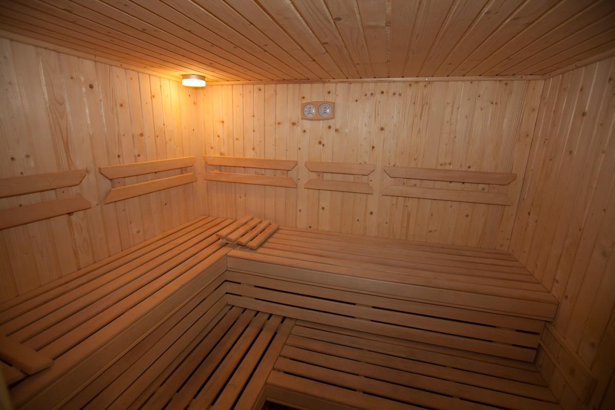 sauna - Kliknięcie spowoduje wyświetlenie powiększenia zdjęcia
